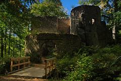 The Bolczów castle (DoctorMP) Tags: rudawy janowickie sudety dolnyśląsk silesia poland castle ruins bolczow architecture medieval
