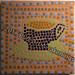 """The Coffee Cafe"" by Barbara Ann M, mosaic, $100.00"