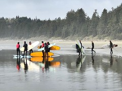 Surfers prep (dstrong2071) Tags: beach surfboards surfers
