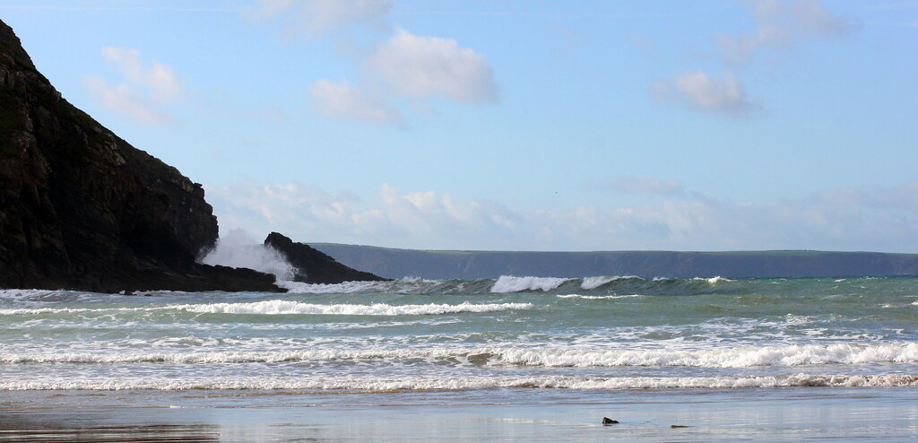 Surf at Nolton Haven 3
