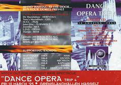 1995.03.04 Dance Opera Trip 4 (c) (Flyer Guru) Tags: