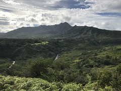 Nice green mountain view (kahunapulej) Tags: princeville hawaii usa kauai recreation ranch zipline atv 4wd zip line