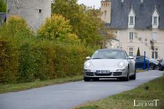Porsche 911 (997-1) Carrera 4S 355cv (laurent lhermet) Tags: carreras carrera carrera4s chateaudelongueplaine domainedelongueplaine nikkor18105 nikond5500 porsche911carrera porsche porsche911 porsche9971 nikon