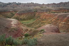 Badlands National Park (South Dakota) (@CarShowShooter) Tags: conata geo:lat=4384328708 geo:lon=10219522745 geotagged southdakota unitedstates usa wall 18200 18200mm animal badlands badlandslooproad badlandsnationalpark badlandsnp badlandswilderness bighornsheep butte cloudformation clouds cloudscape erodedbuttes grasslands hills landscape layeredrockformation nationalpark nationalparkservice nps penningtoncounty pinnacles sonya6500 sonyalpha6500 sonye18200mmf3563oss sonyα6500 southdakotatravel southdakotavacation touristattraction travel travelphotography usnationalpark vacation vacationphotos wildernessarea wildlife