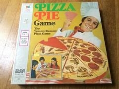 Vintage Pizza Pie Board Game (1974) (Brett Streutker) Tags: dead dream fantasy mall shopping plaza memories abandoned store kids 1980s 1970s 1990s tv show childhood nostalgia derelict left rot rotting destroyed out business defunct teenagers teen years old time twilight zone thinking saturday morning cartoons americana history buy sell restaurant
