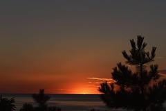 . the last glimpse of the day (. ruinenstaat) Tags: tumraneedi ruinenstaat russland russia rauschen sunset sundown dusk ostsee balticsea summer