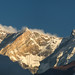Three Distant Peaks