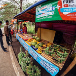 Local Fruit Stand in Salvador Benedicto thumbnail