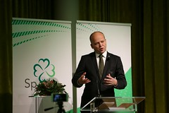 A05A9667 (KristinBSP) Tags: senterpartiet senterpatiet sp landsstyremøte politikk politikere thon hotel opera oslo norge norway