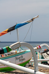 Scripted (A Different Perspective) Tags: amed bali beach boat colour fishing wood