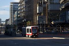 2031 - 3rd & 16th Street (imartin92) Tags: sanfrancisco municipal railway california muni lightrailvehicle lrv siemens s200 transit tram