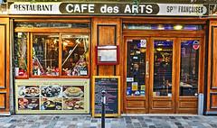 fondue here (albyn.davis) Tags: paris france europe cafe restaurant travel windows light