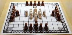 Hnefatafl (Will S.) Tags: mypics scalloway museum shetland scotland unitedkingdom norse viking nordic hnefatafl boardgame board game