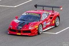 Ferrari Challenge 002 (Escursso) Tags: 136 670cv challenge circuit circuitbarcelona ferrari ferrari488challenge gt granturismo pirelli shell motor racing