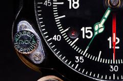 Russian Time (SLX_Image) Tags: macromondays measurement macro mig 21 clock time