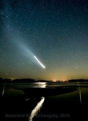 meteorific (Detached Retina) Tags: lovejoy comet meteor fireball writanen iridium satellite iss jet plane perseid giacobinizinner astronomy