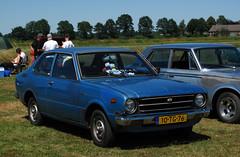 1977 Toyota Corolla 1200 De Luxe Automatic (rvandermaar) Tags: 1977 toyota corolla 1200 de luxe automatic ke30 e30 e3 toyotacorolla corollake30 sidecode3 10tg76 rvdm
