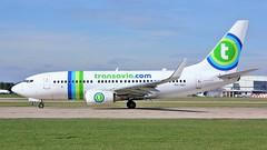 PH-XRY (AnDyMHoLdEn) Tags: transavia 737 egcc airport manchester manchesterairport 23l