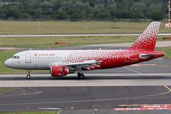 Rossiya (ab-planepictures) Tags: eddl dus düsseldorf flugzeug flughafen airport aircraft plane planespotting aviation