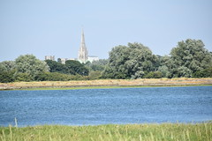 Chichester Cathedral (PLawston) Tags: uk britain england west sussex chichester harbour cathedral spire