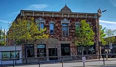 Bank Hotel- Flagstaff AZ (kevystew) Tags: arizona coconinocounty flagstaff bank hotel us66 us180 us89 nationalregister nationalregisterofhistoricplaces