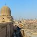 View from Bab Zuwayla
