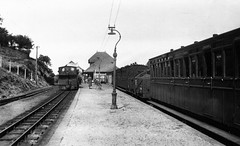 devon - lynton station in SR days (johnmightycat1) Tags: railway narrowgauge southern devon
