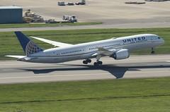 N26967 / Boeing 787-9 GE / 60144/445 / United Airlines (A.J. Carroll (Thanks for 1 million views!)) Tags: n26967 boeing 7879 787 789 60144445 genx unitedairlines staralliance flek a2a3b6 london heathrow lhr egll 27l