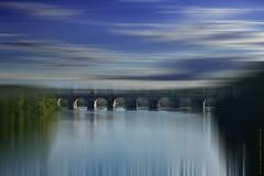 Un puente romano (ricardocarmonafdez) Tags: córdoba arquitectura architecture creative imagination puente bridge cielo sky blue river rio reflections sunlight nikon d850 24120f4gvr