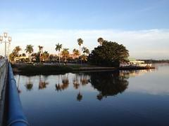 IMG_8396 (ligiavcrispino) Tags: árvores trees sky água water river rio city cidade lake lago céu reflection reflexo naples