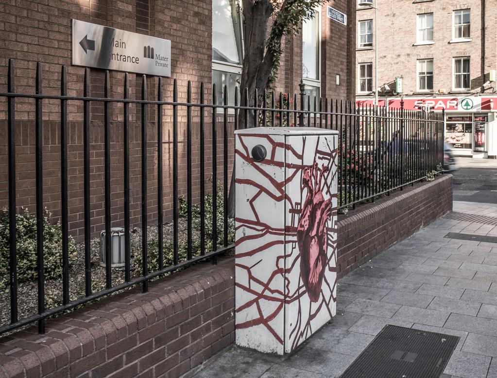 HOME IN YOUR CHEST BY OLEG BRAZHNYK [PAINT-A-BOX STREET ART ON ECCLES STREET IN DUBLIN]-144967