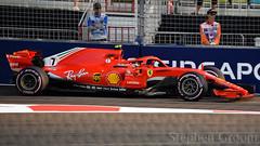 Kimi Räikkönen Scuderia Ferrari SF71H Singapore Grand Prix 2018 FP1 (StephenG88) Tags: singaporeairlinessingaporegrandprix2018 formula 1 f1 formula1 formulaone fone grandprix singapore turn2 fp1 free practice pirelli scuderiaferrari ferrari sf71h tifosi 062 evo kimiraikkonen rai kimi raikkonen kr7