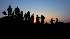 Sunset silhouette in the Namib (802701) Tags: 2018 201809 43 africa damaraland em1 em1markii em1mkii mft micro43 namib namibdesert namibia omd omdem1 olympus olympusomdem1 olympusomdem1mkii september september2018 desert dry fourthirds heat microfourthirds mirrorless naturalworld nature outdoors photography sand settingsun sun sunset travel travelling silhouette