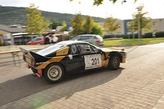 LANCIA CATEGORIE HISTORIQUE (raybidochon) Tags: voiture sportauto lancia rally stebeaume aubagne