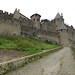 Fortified City Wall - Carcassonne