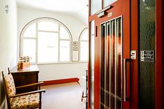 Elevator lobby (A. Wee) Tags: stmoritz 瑞士 hotel soldanella 酒店 elevator lobby 圣莫里茨 switzerland