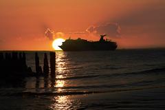 Setting sail from Charleston SC