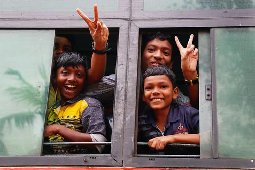 Hi ! Kerala, India, 2018