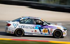 #81 Galante-Jones BimmerWorldRacing BMW328i-1 (rickstratman26) Tags: sportscar sportscars car cars racecar racecars racing motorsport motorsports road america imsa panning bmw 328i