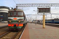 TEP60-0149, Minsk 2018-10-05 (Michael Erhardsson) Tags: minsk belarus vitryssland resa oktober 2018 station