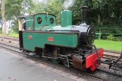 2451 Woody Bay 120918 (John Neave) Tags: lyntonbarnstaplerailway railway locomotive woodybay