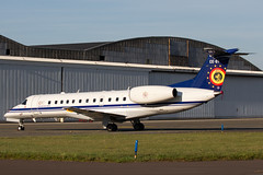 Belgian Air Force ERJ145 (Martyn Cartledge / www.aspphotography.net) Tags: belgianairforce aerodrome aeroplane air aircraft airline airliner airplane airport aspphotography aviation cartledge ce01 civilairline civilairliner embraer145 erj145 flight fly flying jet martyn plane runway transport wwwaspphotographynet uk asp photography