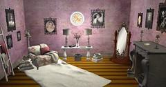Ouija Board (Morrigan Fang) Tags: lbb nevermore hunt 7 deadly s{k}ins ikon jelly roll the mad circus 4 gacha life twe12ve event maitreya gaeg junk food gachaland dreamland designs blueprint perfect ten
