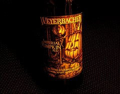 Imperial Pumpkin Ale (raymondclarkeimages) Tags: raymondclarkeimages rci usa flickr 8one8studios google indoor lg vs996 smartphonephotography cameraphone beer beverage weyerbacher brew smugmug label pumpkinbeer seasonal craftbeer imperialpumpkinale bottle spices