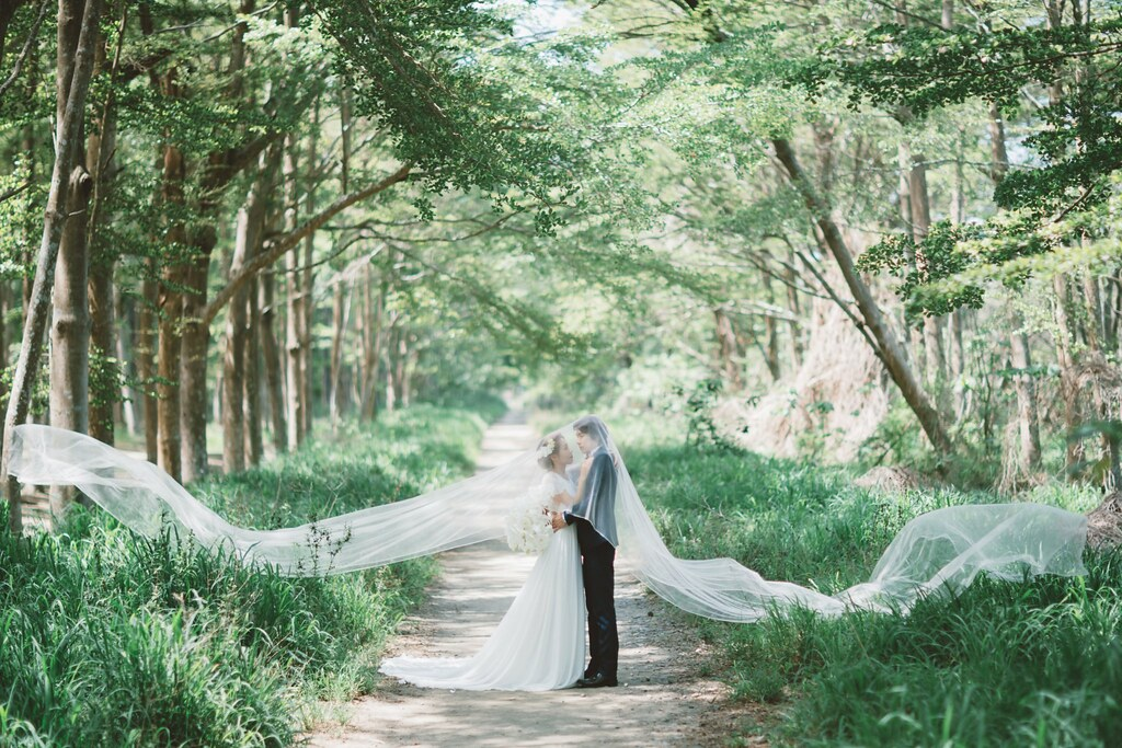台南婚紗|愛情街角