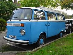 1973 Volkswagen Camper Van (Neil's classics) Tags: vehicle 1973 volkswagen camper van vw camping motorhome autosleeper motorcaravan rv caravanette kombi mobilehome dormobile