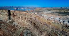 DJI_0072-HDR (Greg Meyer MD(H)) Tags: lakepowell arizona utah alstrompoint aerial drone moon rugged erosion view beauty landscape drama barren desert deserted
