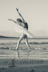 Photography Holiday (JPetriePhotography) Tags: red ireland photography modelling modelshoot ballet artnude lightingsetup naturallight galway beaches
