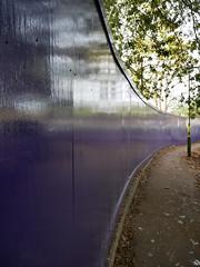 back streets 296/365 (auroradawn61) Tags: backstreets bournemouth dorset uk england october 2018 lumixgx80 urban 365daysin2018 purple hahnemannroad