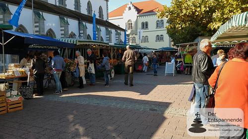 Markt in Radolfzell